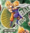 Dragonball Z Trading Figure Goku and Gohan