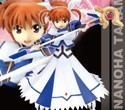 Magical Girl Lyrical Nanoha The Movie 1st 1/8 Scale PVC Figure