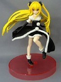 To Love Ru 6'' Golden Darkness Winter Prize Figure