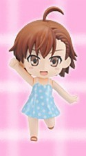 To Aru Majutsu no Index 2'' Last Order Nendoroid Petit Prize Figure