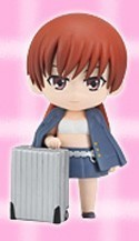 To Aru Majutsu no Index 2''  Musujime Awaki Nendoroid Petit Prize Figure