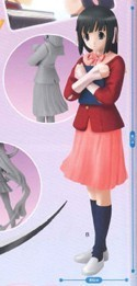 The World God Only Knows 6'' Shiori Figure