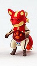 Monster Hunter Otomo Airu Capcom Figure Builder Trading Figure Lynian Fox