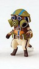 Monster Hunter Otomo Airu Capcom Figure Builder Trading Figure Lynian Gas Mask