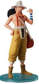 One Piece 5'' Ussop Trading Figure