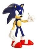 Sonic 3'' KnucklesGacha Trading Figure