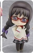 Puella Magi Madoka Magica Nendoroid Petit Homura School Uniform