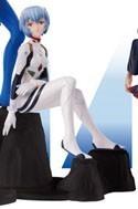Neon Genesis Evangelion Portaits 7 Trading Figure Rei Plug Suit