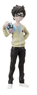Blue Exorcist Half Age Trading Figure Yukio