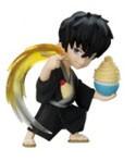 Gintama Chibitama Trading Figure Hijikata w/ Food