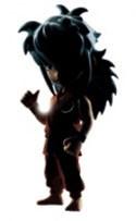 Gintama Chibitama Trading Figure Goku Gintoki