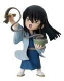 Gintama Chibitama Trading Figure Katsura w/ Food