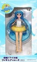 Shinryaku! Ika Musume EX 2 Prize Figure Swim Ver