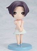 Love Plus Rinko Kobayakawa Summer Dress Toys Works Collection Trading Figure