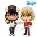 Tiger and Bunny Ichibankuji A Prize Kotetsu and Barnaby 5'' Figure