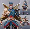 Tiger and Bunny S.H Figuarts Origami Cyclone Figure