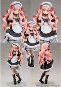 Zero no Tsukaima 1/8 Scale Goth-Punk Louise Figure