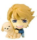 Tiger and Bunny 2'' Keith Goodman Deformaster 2 Trading Figure