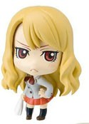 Tiger and Bunny 2'' Karina Lyle Deformaster 2 Trading Figure
