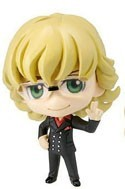 Tiger and Bunny 2'' Barnaby Deformaster 2 Trading Figure