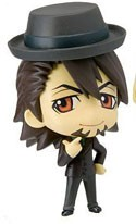 Tiger and Bunny 2'' Kotetsu Deformaster 2 Trading Figure