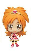 Pretty Cure Splash Star Precure 2'' Cure Bloom Deformaster Trading Figure