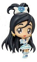 Futari wa Pretty Cure Precure 2'' Cure White Deformaster Trading Figure
