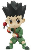 Hunter X Hunter 3'' Trading Figure Gon