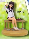 Strike Witches 5'' Michiko Yamakawa Prize Figure