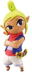 Zelda 1'' Young Zelda Gashapon Trading Figure