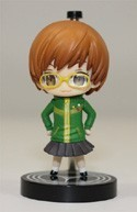 Persona 4 3'' Chie w/ Glasses One Coin Grande Trading Figure