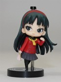 Persona 4 3'' Yukiko One Coin Grande Trading Figure