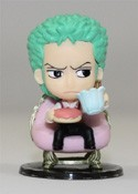 One Piece 3'' Zoro Tea Party Trading Figure