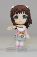 Idolmaster 3'' Amami Haruka Trading Figure Nendoroid Petit