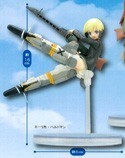 Strike Witches 6'' Erika Hartmann EX 2.5 Prize Figure