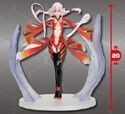 Guilty Crown 8'' Inori Yuzuriha Prize Figure