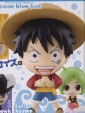 One Piece 3'' Deformaster Series 5 Trading Figure Luffy