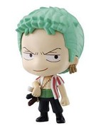 One Piece 3'' Deformaster Series 5 Trading Figure Zoro