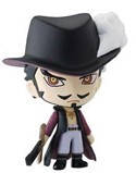 One Piece 3'' Deformaster Series 5 Trading Figure Mihawk