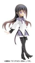 Puella Magi Madoka Magica 4'' Half Age Homura Clear Var. Trading Figure