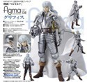 Berserk 6'' Griffith Figma Action Figure