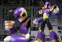 Megaman 6'' Vile D-Arts Action Figure