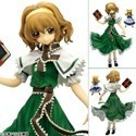 Touhou Project 1/8 Scale Seven-Colored Puppeteer Alice Margatroid Forest Green Color Figure Griffon Enterprises