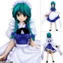 Touhou Project 1/8 Scale Maid of the Scarlet Devil Mansion Sakuya Izayoi Limited Color Figure Griffon Enterprises