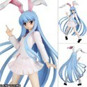 Touhou Project 1/8 Scale Mad Moon Rabbit Reisen Udongein Inaba Kaeizuka White Color Figure Griffon Enterprises