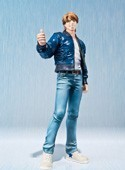 Tiger and Bunny 6'' Keith Goodman Figuarts Zero Figure