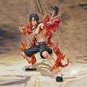 One Piece 5'' Ace Battle Figuarts Zero Figure