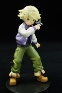 Tiger and Bunny 4'' Ivan Var. Half Age Trading Figure