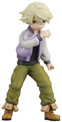 Tiger and Bunny 4'' Ivan Half Age Trading Figure
