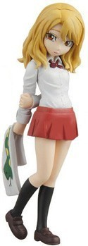 Tiger and Bunny 4'' Karina Lyle Half Age Trading Figure